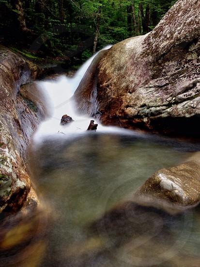 waterfalls view photo