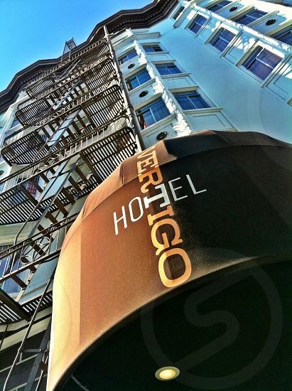 Hotel Vertigo. San Francisco. photo