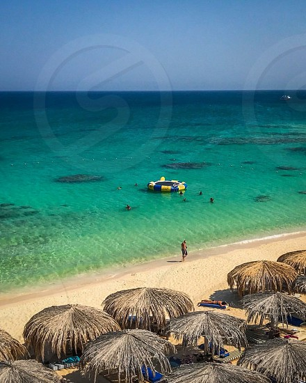 Mahmya Island Hurghada Egypt photo