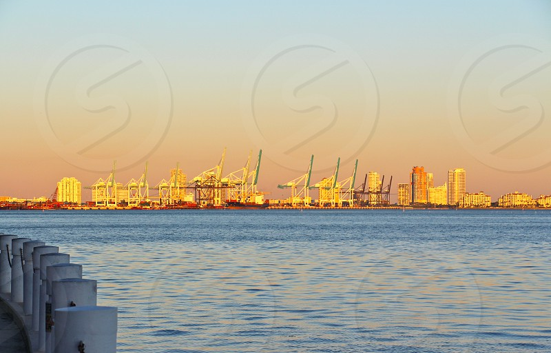 Port of Miami photo