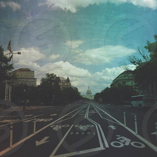 Down the streets of D.C. photo