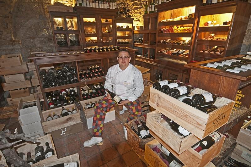 Wine shop Le Terroir Prague photo