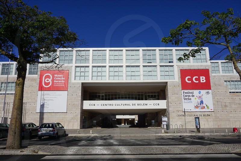 Cultural Centre of Belém - Lisbon Portugal photo