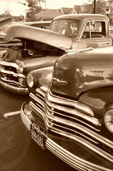 Cars trucks antique cars car shows vintage automobile travel transportation photo
