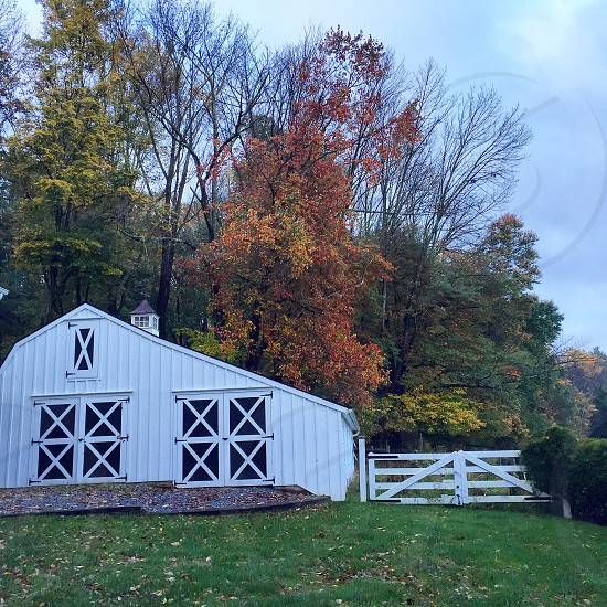 Family farm. South East Pennsylvania  photo