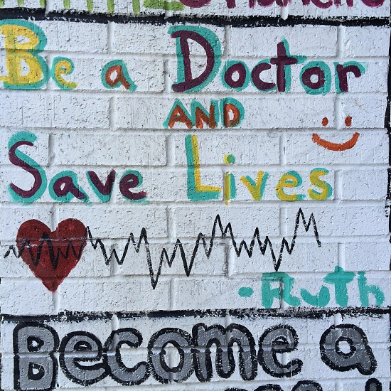 be a doctor and save lives photo