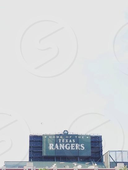 Rangers Stadium Arlington Texas   photo