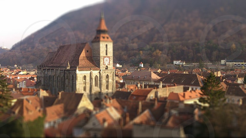 Another view of Brasov. photo