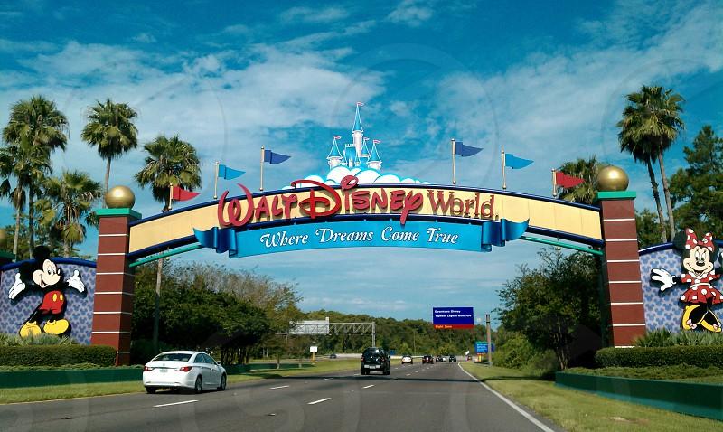 Disney world Orlando Florida  photo