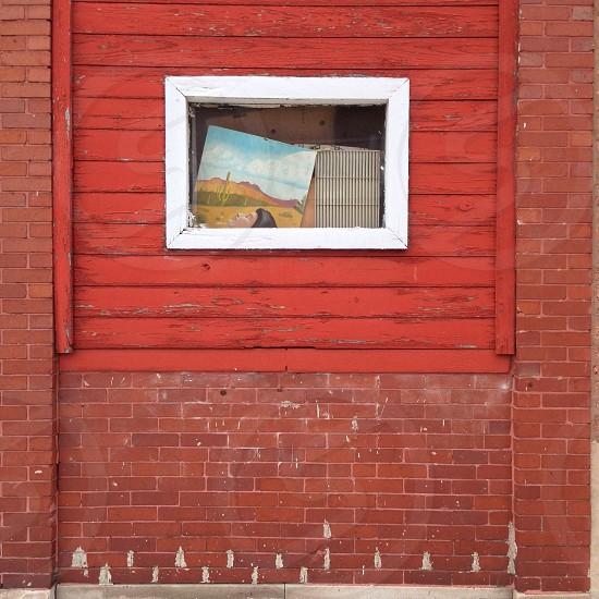 small white window photo