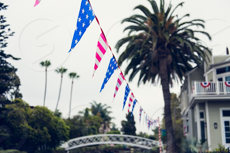 4th on the Venice Canals in LA photo
