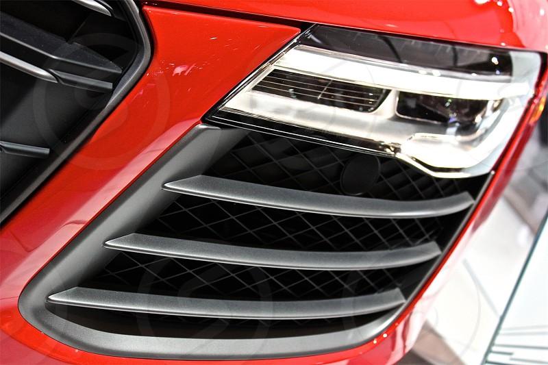 Audi R8 - Auto Show 2013 photo