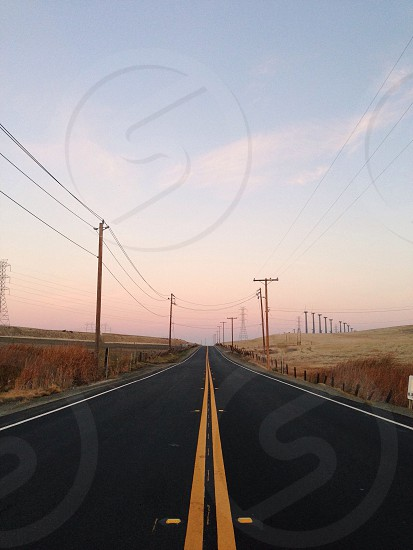 view of a road photo