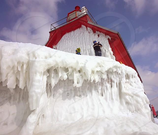 Grand Haven Michigan Lighthouse photo