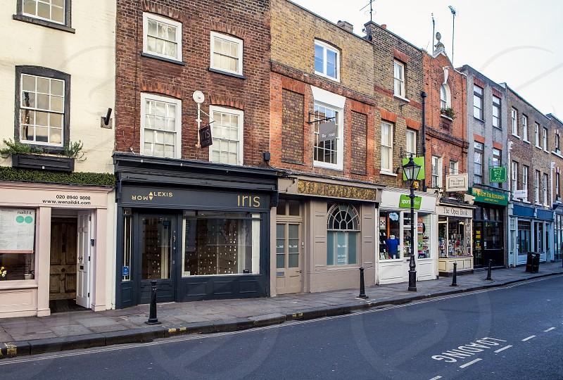 King Street Richmond London photo