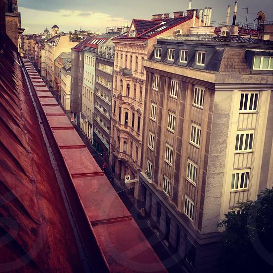 Streets of Vienna photo