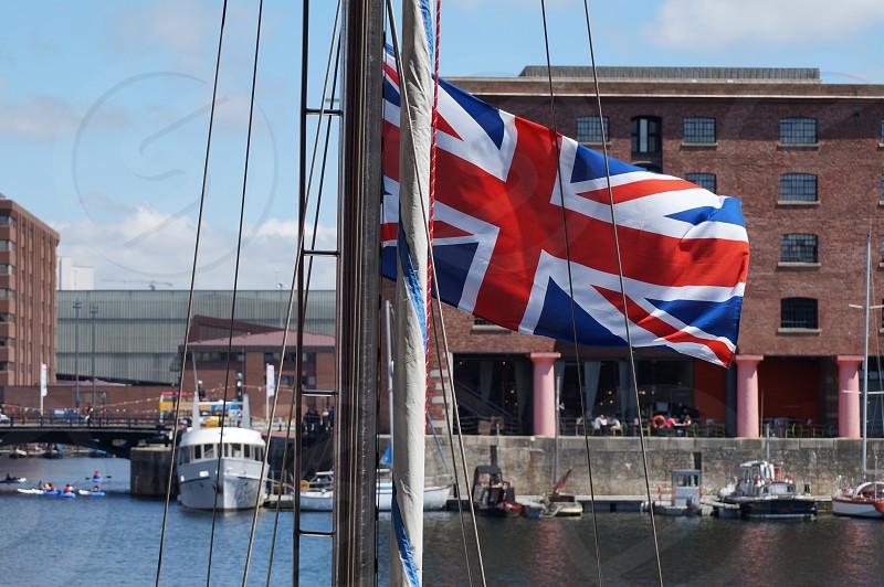 Albert Dock - Liverpool England photo