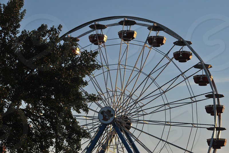 The new Ferris Wheel in town photo
