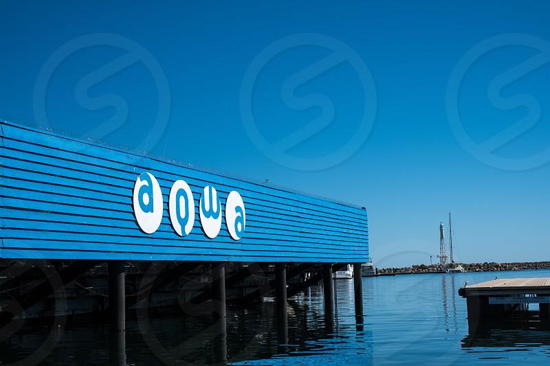 AQWA Perth aquarium area photo