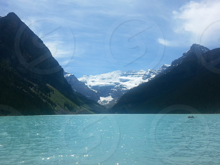 Lake louise Canada  photo