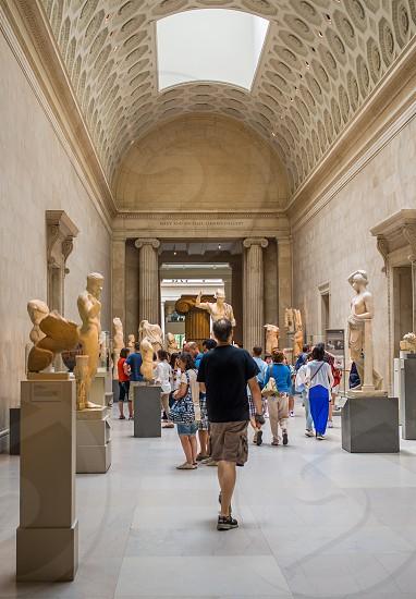 Inside the Metropolitan Museum of Art photo