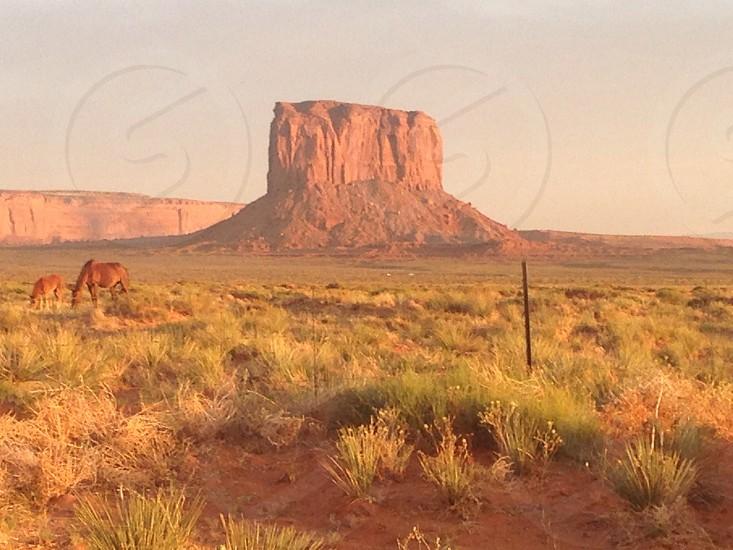 Monument Valley.  photo