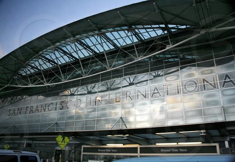 san francisco international airport photo