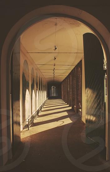 corridor view photo