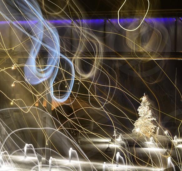 New years eve celebration christmas  photo