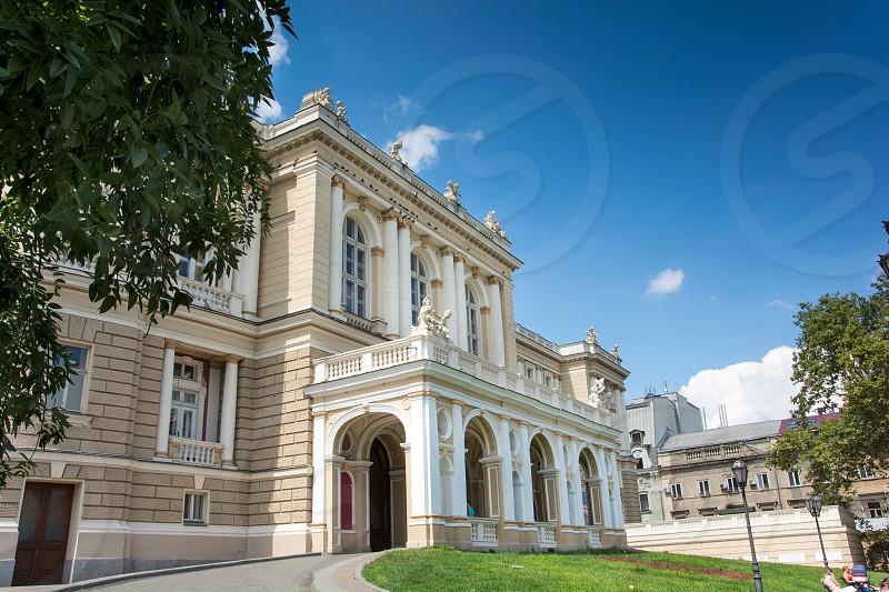 Odessa Opera and Ballet Theater photo