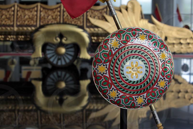 Das  Museum der Kroninsignien des Koenigshaus von Bruneiim Zentrum der Hauptstadt Bandar Seri Begawan im Koenigreich Brunei Darussalam auf Borneo in Suedostasien.   photo