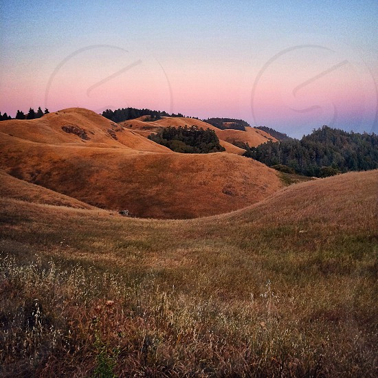 rolling hills photography photo
