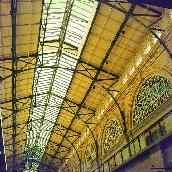 Roof of the Ferry Building photo