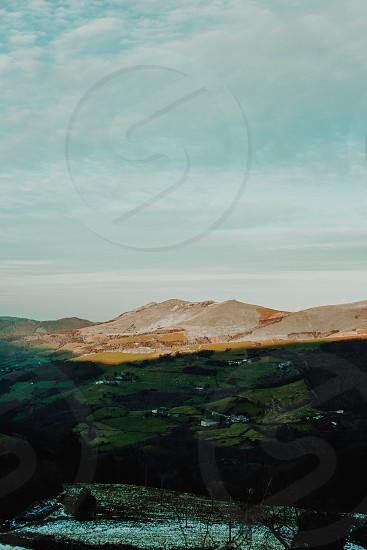 the mountain photo