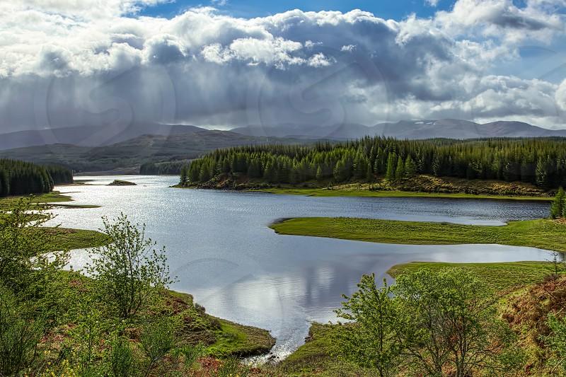 Loch Laggan photo