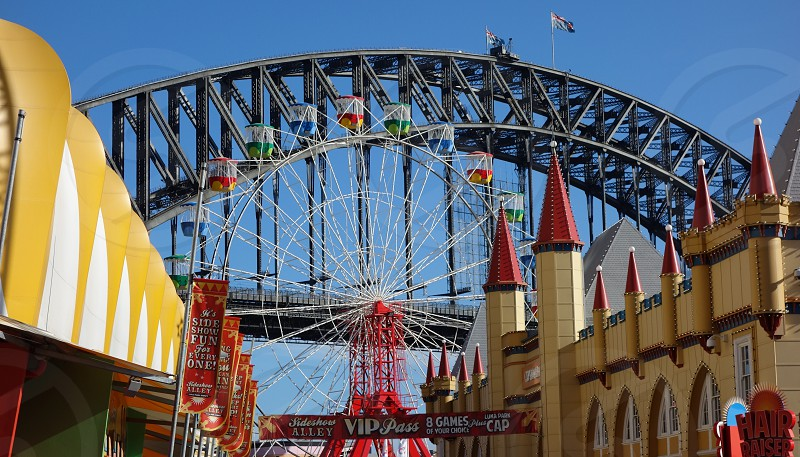Luna Park Sydney - Sydney photo