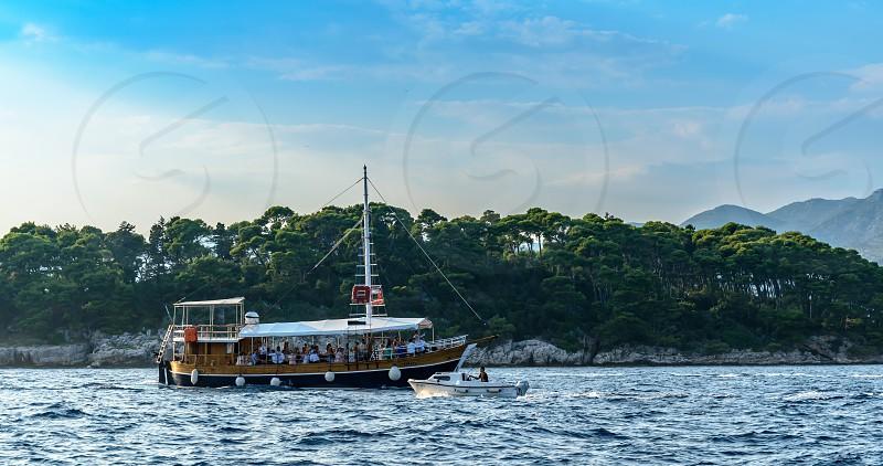Water Transport - Dubrovnik Croatia photo
