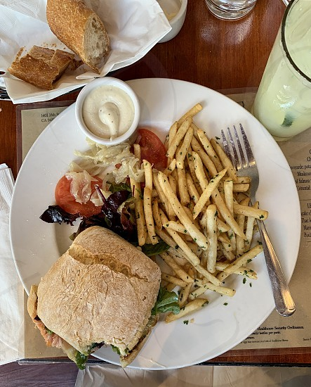 Burger & Fries photo