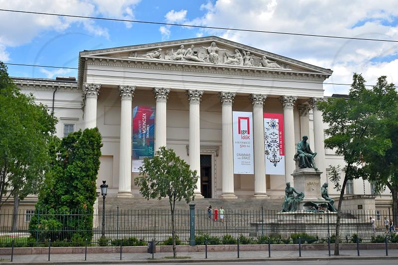 Hungarian National Museum - Budapest photo