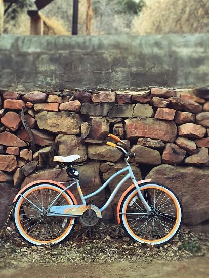 Bricks and Bike  photo