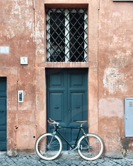#bicycles #bicycle #bike #bikes #vintage #rome #roma #italia #italy photo