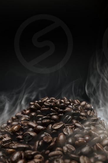 black coffee seeds photo