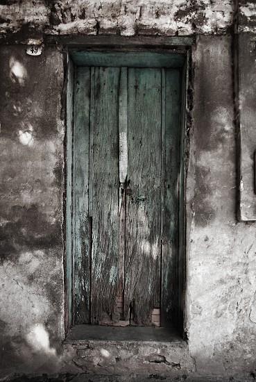 A door in Argentnia photo