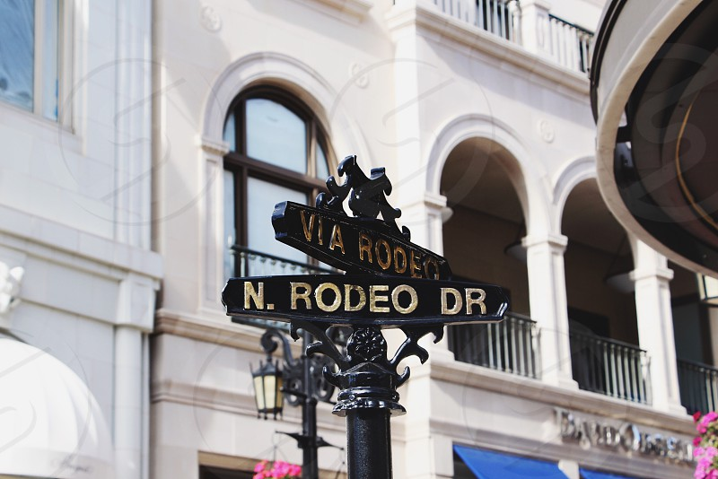 Rodeo Drive - Beverly Hills photo