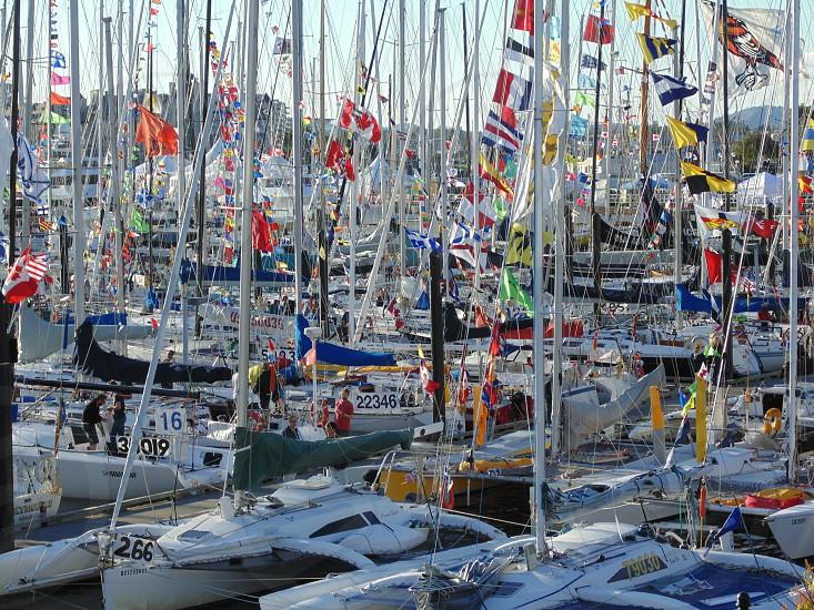 Come sail away photo