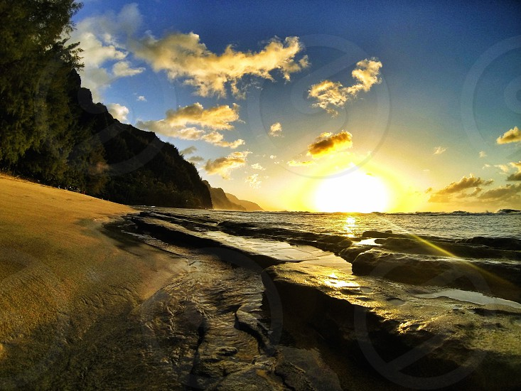 Took this in Feb 2013 with my GoPro camera on a trip to Kauai while I was living on Oahu photo