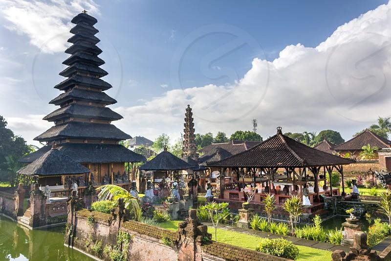 Kesiman Castle at DenpasarBali photo