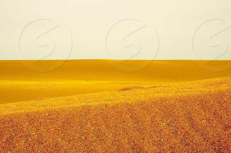 desert sand photo