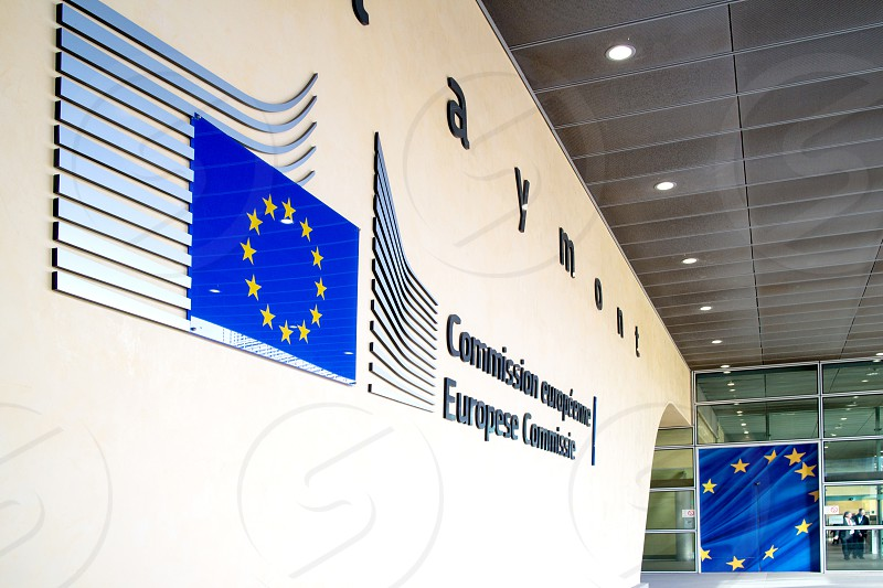 Named Berlaymont it is the seat of the President of the European Commission and its College of Commissioners. photo