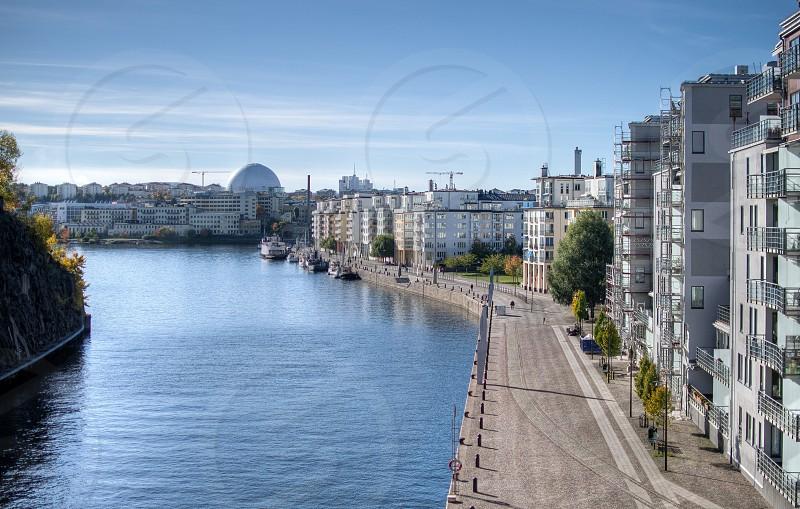 riverside view photo